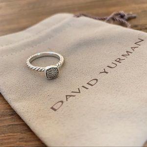 David Yurman Petite Pavé Ring